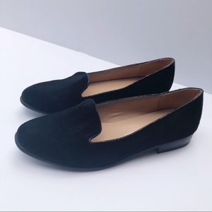 Etienne Aigner Kathy Loafers Size 9 Embossed Toe